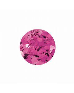 Heart & Cross Hologram YM-07 Fuchsia Pink 1.5g