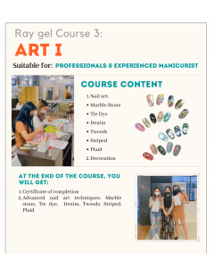 Ray gel Art I Course