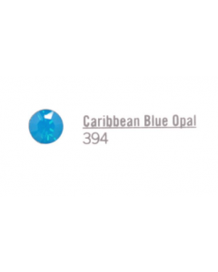 SS5 Swarovski Caribbean Blue Opal 1440P