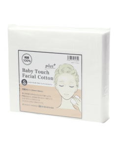 Baby Touch Facial Cotton S size (50 x 60 mm / 700 sheets)