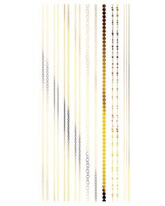 TSUMEKIRA mi-mi Gold Chain SG-MIM-107