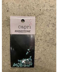 Capri Acrylic Stone 72pcs Teardrop Pacific Opal