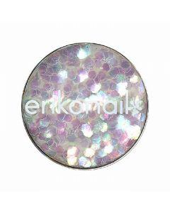 Hologram (Hexagon) White Aurora ERI-85 L (1g)
