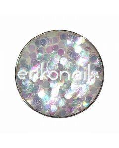 Hologram (Circle) Pearl White ERI-105 2mm (1g)