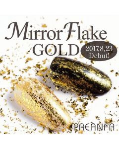 Mirror Flake Gold 0.2g