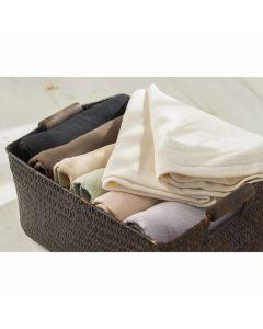 (Imabari Towel) GAUZE TOWEL Face Towel 32 x 85cm Natural
