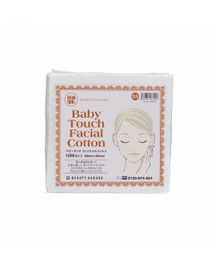 SMART COLLECTION Baby Touch Facial Cotton Pads SS Size (40 x 40mm) 1200pcs