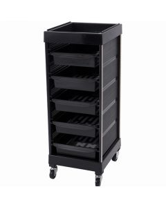 Wagon 400E (Completely Assembled) 6 Tier Type Black