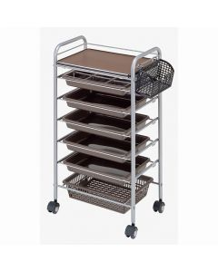 N-3 Wagon II (Completely Assembled) 7 Tier Type Brown