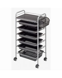 N-3 Wagon II (Completely Assembled) 7 Tier Type Black