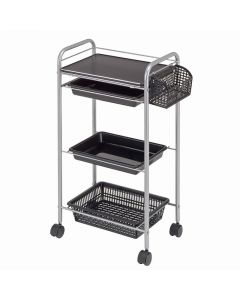 N-5 Wagon II (Completely Assembled) 4 Tier Type Black