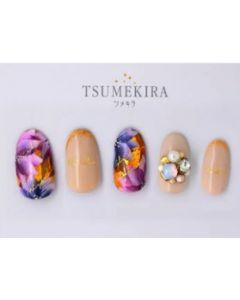 TSUMEKIRA addiction White Gold [SG-NYM-108]