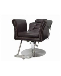 [PREMIUM] Manual Shampoo Chair BELTA-S Vintage Brown