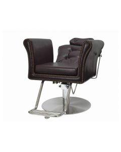 [PREMIUM] Manual Shampoo Chair BELTA-S Vintage Brown