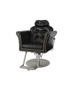 [PREMIUM] Manual Shampoo Chair BELTA-S Vintage Black
