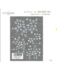 TSUMEKIRA Chiffon Fiore [NN-HNK-103]