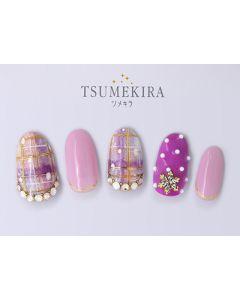 TSUMEKIRA Elegant Line Champagne Pink [SG-NYM-111]