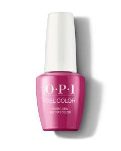 OPI IS - Spring 2019 - HURRY-JUKU GET THIS COLOR!