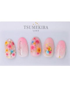 TSUMEKIRA Infinity One Pink [NN-TMI-103]