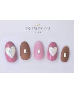 TSUMEKIRA Love Etoile White [NN-RXF-103]