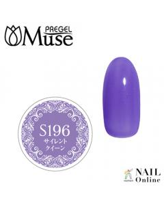 Muse Colour Gel S PGM-S196 Slient Queen 4g