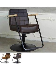 [TOUGH DESIGN PRODUCT] T202 Vintage Brown x Vintage Black / Camel x Vintage Brown *In case of 5 legs base HD-7M
