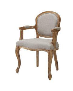 [Shabby Chic] Styling Chair LUMINOUS Ash Grey
