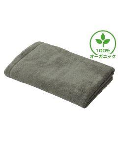 Luxury Hotel Standard Organic Cotton Bath Towel (M) 70X140CM Pistachio Green