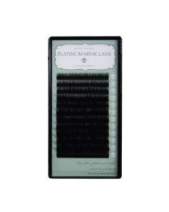 Platinum Mink Ultra Thin Volume Lashes J Curl 0.07 thickness 14mm SINGLE