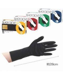 Black Gloves S size / 50pcs