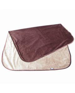 Velricci (Lap Blanket) Dark Brown