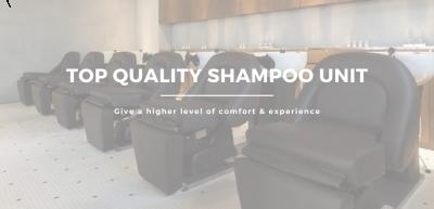 Rubino, Premium Shampoo Unit