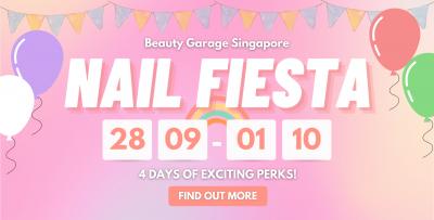 Beauty Garage Nail Fiesta