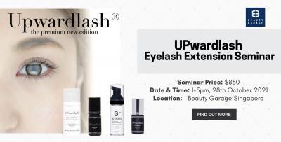 UPwardlash Eyelash Extension Online Seminar