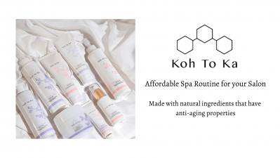 Affordable Spa Routine for your Salon - Koh To Ka