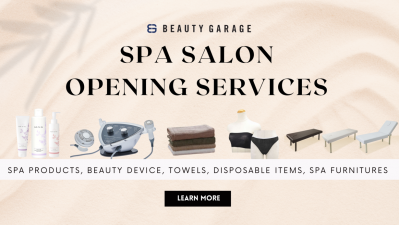 Spa Salon Opening Services