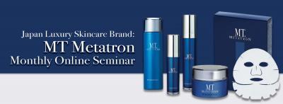 Skin Care from Japan - MT Metatron